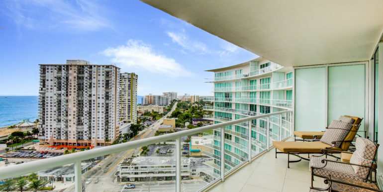 Plaza at Oceanside Pompano Beach Unit 1605-1