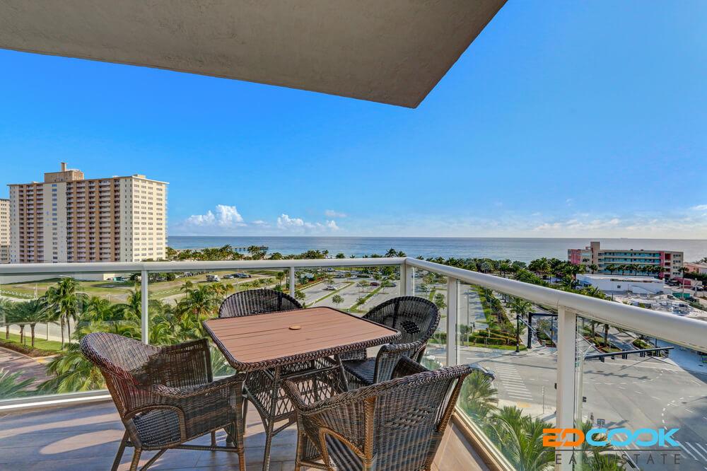 1 N Ocean Boulevard 6-01 Pompano Beach, FL 33062