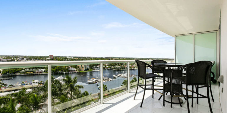 1 N Ocean Blvd 1013 Pompano-print-018-20-Balcony-4200x2800-300dpi
