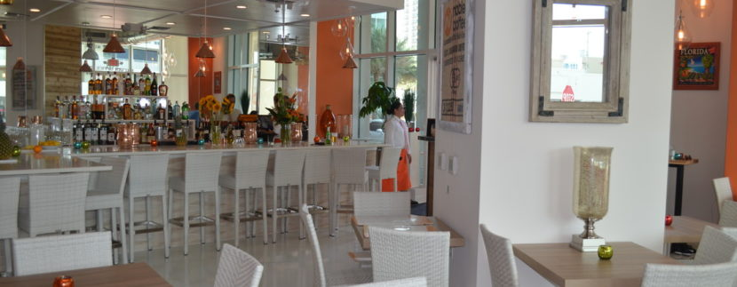 Nikki's Orange Kitchen at The Plaza at Oceanside