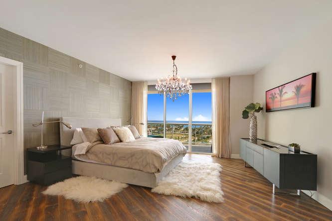 1 N Ocean Blvd Unit 501-small-009-8-Master Bedroom-666x444-72dpi