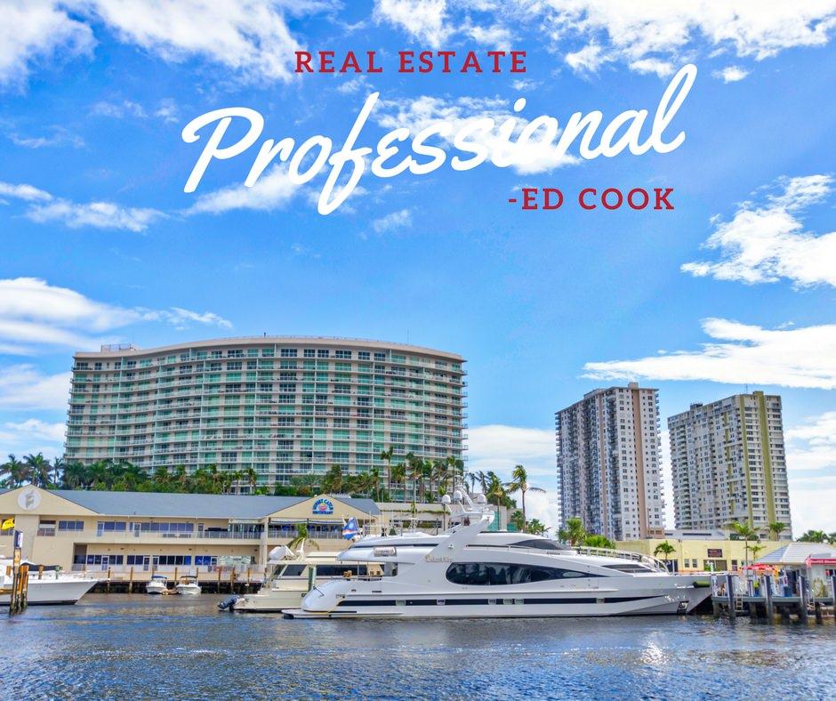 Real Estate Pro Ed Cook Pompano