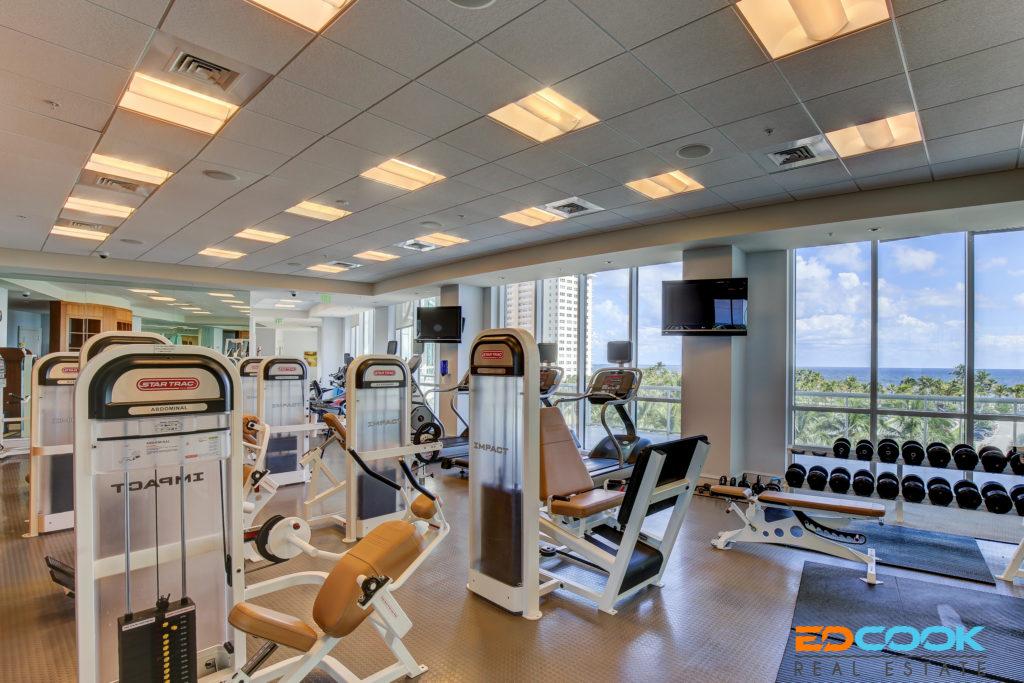Plaza at Oceanside Fitness Center