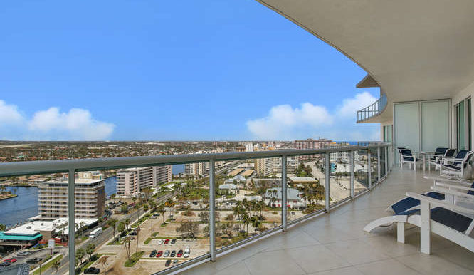 1 N Ocean Blvd Unit 1708-small-018-13-Balcony-666x444-72dpi