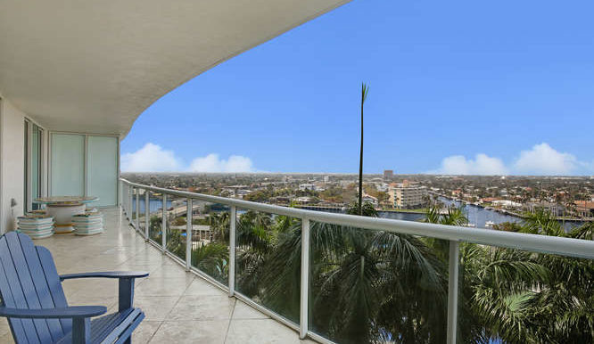 1 N Ocean Blvd Unit 808-small-018-12-Balcony-666x444-72dpi