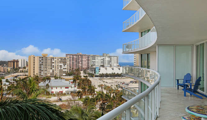 1 N Ocean Blvd Unit 808-small-019-4-Balcony-666x444-72dpi