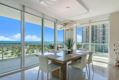 1 N Ocean Blvd Unit 501-small-005-16-Dining Room-666x444-72dpi