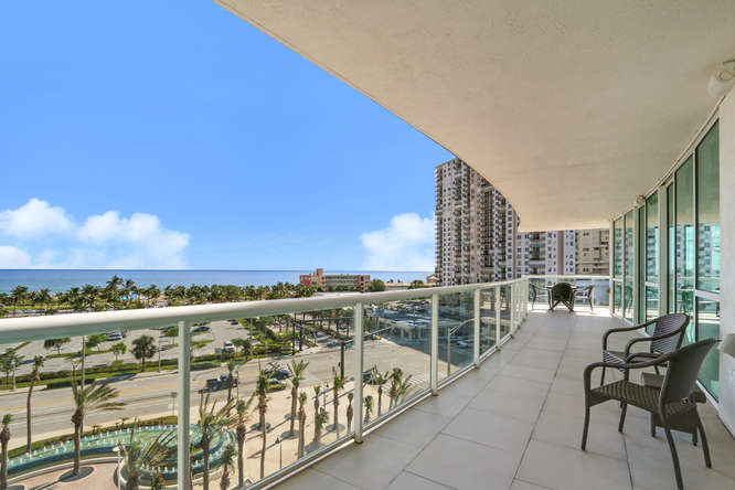 1 N Ocean Blvd Unit 501-small-018-19-Balcony-666x444-72dpi