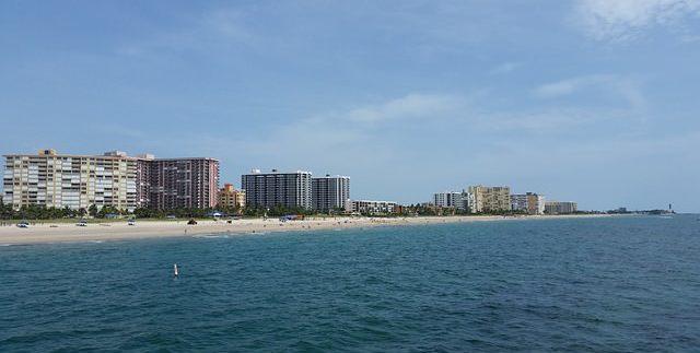 Pompano Beach waterfront properties Realtor Ed Cook