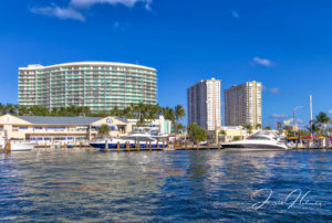 Pompano Beach Marina Close Up 2 April 2019 HDR