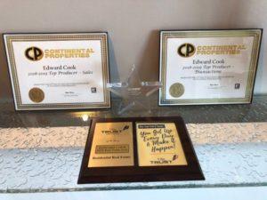 Ed Cook Pompano Beach Award Winning Realtor. 5