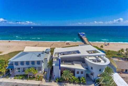 Pompano New Oceanic - Beach House HDR