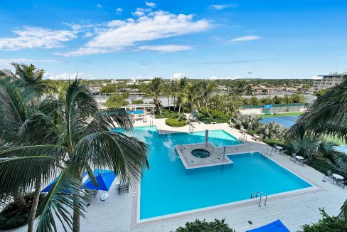 Pompano Beach realtor Ed Cook - Unit 611 Plaza at Oceanside
