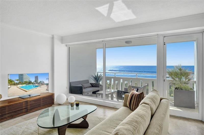 Top 5 Beautiful Penthouses on the Market in Broward