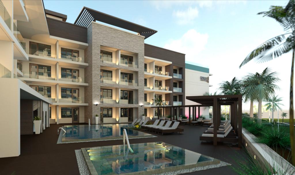 hilton hotel pompano beach 3