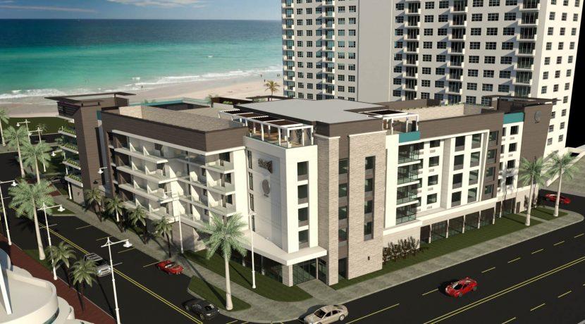 hilton hotel pompano beach